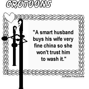 Crotoon - Smart Husband