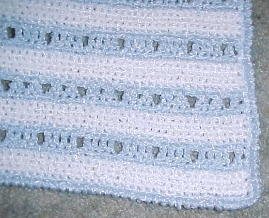 Ashley\'s Baby Afghan Crochet Pattern - Free Crochet Pattern Courtesy ...