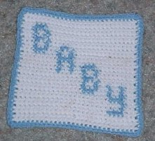 Baby Afghan Square