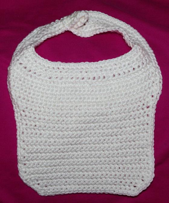 Baby Bib Crochet Pattern - Free Crochet Pattern Courtesy ...