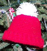 Baby Christmas Hat Crochet Pattern