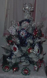 Barbara's Christmas Tree