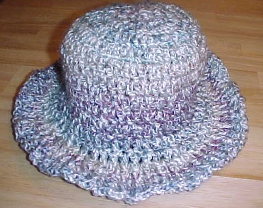 Free Crochet Pattern For Baby Floppy Hats : CROCHET FLOPPY HAT PATTERN - Crochet ? Learn How to Crochet
