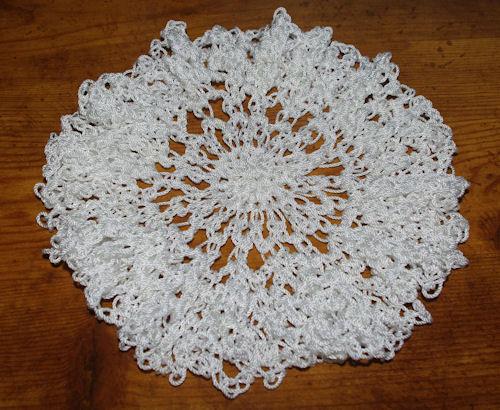 Centerpiece Doily Crochet Pattern - Free Crochet Pattern Courtesy of ...