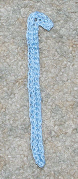 Crochet Hook Bookmark Free Crochet Pattern