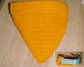 Dog Bandana Collar Cover Crochet Pattern