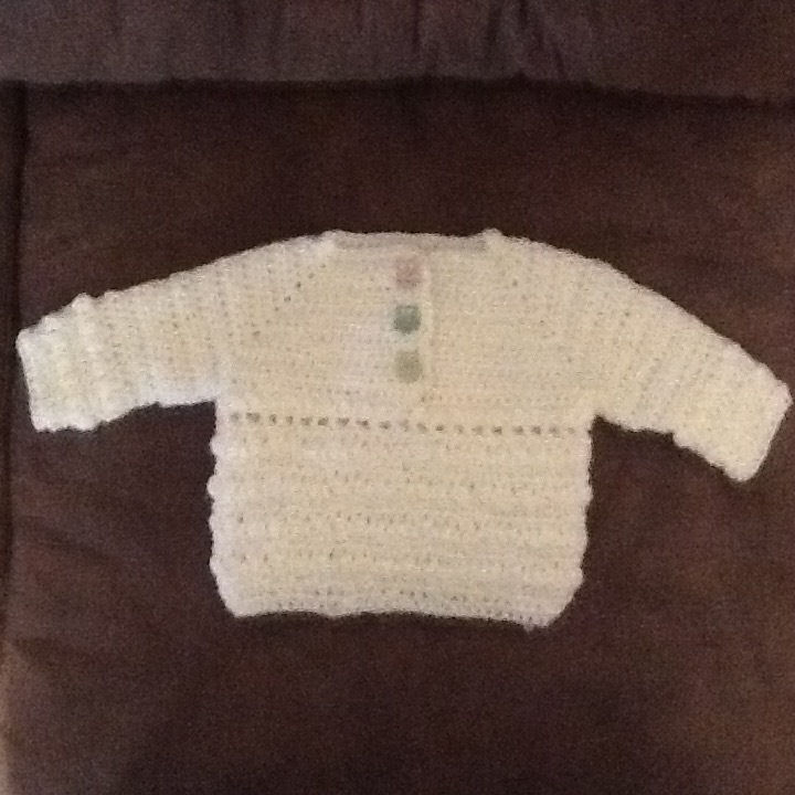 Donna's Baby Sweater