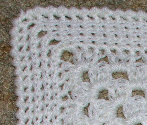Free Crochet Afghan Patterns To Print : Free Baby Afghan Crochet Pattern - Gunners Baby Afghan ...