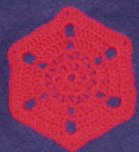 Ravelry: African Flower Hexagon pattern by Lounette Fourie & Anita