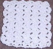 South Bay Crochet - Crocheted Origami Hot Pad Pattern By Edward M