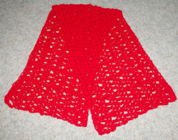 It's A Wrap Free Crochet Pattern