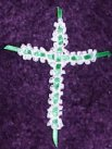Judy's Picot Cross Bookmark