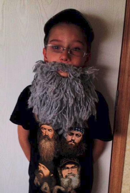 Landon\'s Beard Crochet Pattern - Free Crochet Pattern Courtesy of ...