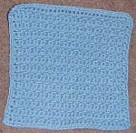 Loop to Loop Dishcloth