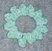 Picot Scrunchie Crochet Pattern