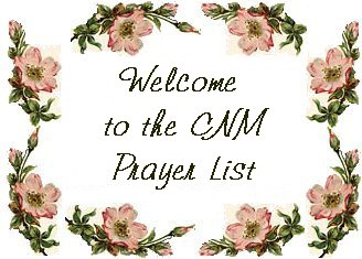 crochet n more prayer list