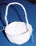 Round Mini Basket