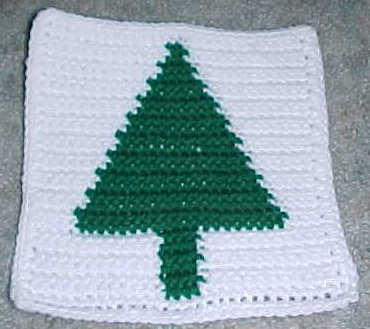 Ways to Use Crocheted Holiday Squares and Christmas Square Free