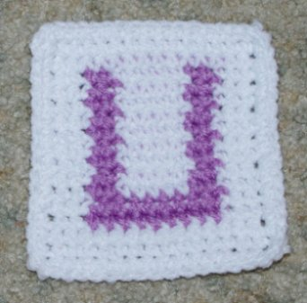 Free crochet pattern placemat and coaster USA