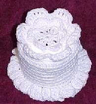 Maggie's Crochet   Free Elegant Travel Tissue Cover Pattern