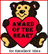 Award of the Heart!