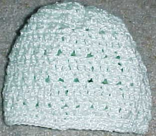 Treasures Made From Yarn: Baby Hat Pattern